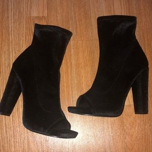 Like new boots by Steve Madden